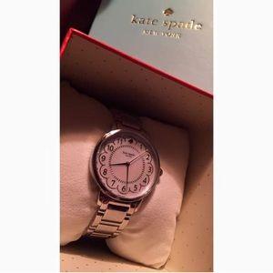 Kate spade ♠️ Scallop framed watch 💕
